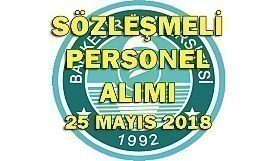 Balıkesir Üniversitesi 40 Sözleşmeli Personel Alım İlanı - 25 Mayıs 2018