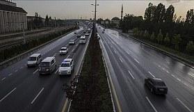 Başkentte bazı yollar trafiğe kapatılacak! 15 Temmuz etkinliği