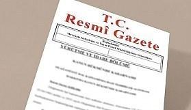 'Varlık barışı' düzenlemesinde değişiklik yapılması Resmi Gazete'de - 18 Ağustos 2018 Cumartesi
