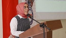 Eğitim-Bir-Sen Kadınlar Komisyonu Başkanı Melek Altunel: Gücümüz örgütlülüğümüzdür