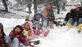 Yarın Ankara'da okullar tatil mi? 14 Aralık 2018 Cuma Ankara'da okullar kar tatili olacak mı?