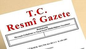 16 ocak resmi gazete kararları