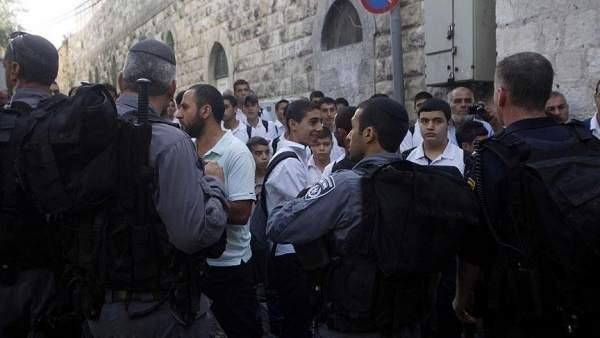Yine Aksa Yine İsrail!