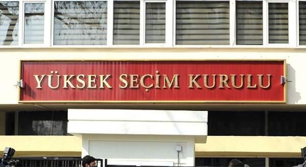 YSK'dan, Samanyolu Grubu ve MHP'nin başvurusuna ret