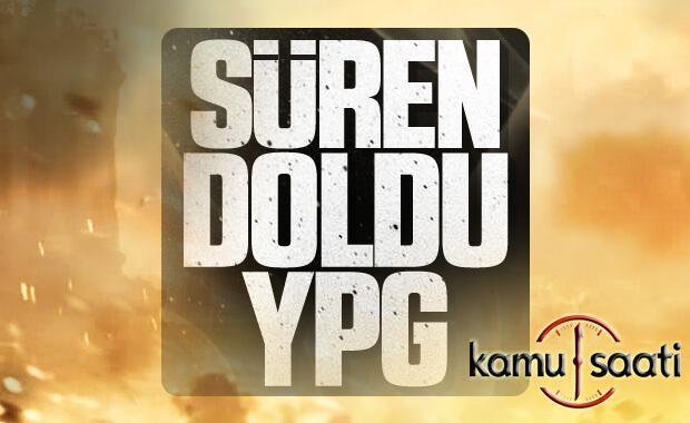 YPG'ye tanınan süre doldu