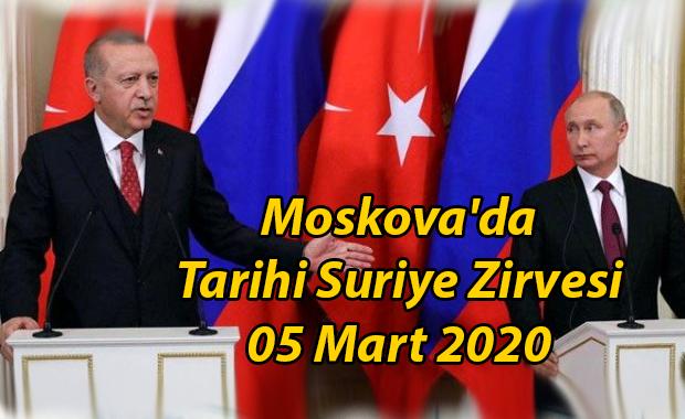 Cumhurbaşkanı Erdoğan bugün Moskova'ya gidiyor