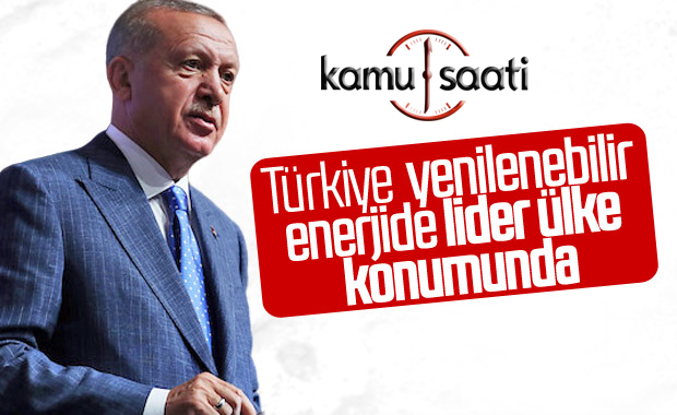 Erdoğan, BM Genel Kurulu'nda İklim Eylemi Zirvesi'nde
