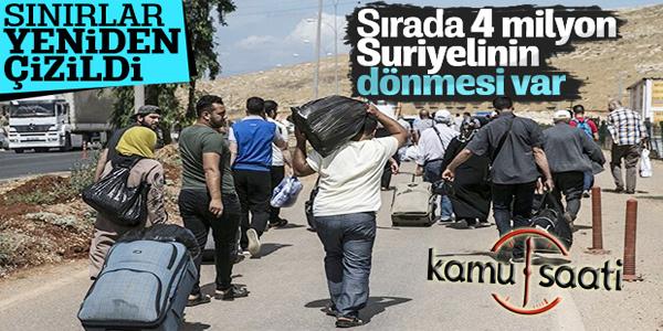 Anlaşmalar sonrasında gözler Türkiye'deki Suriyelilerde