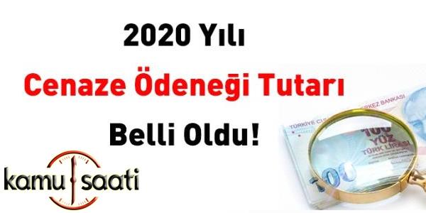 2020 yılı için