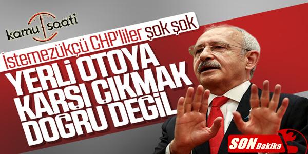 Yerli otomobil Kemal Kılıçdaroğlu'na soruldu
