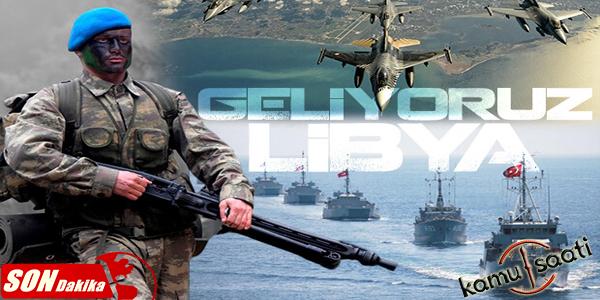 TSK'nın Libya planı hazır