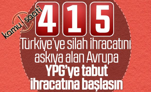 MSB: 415 terörist öldürüldü