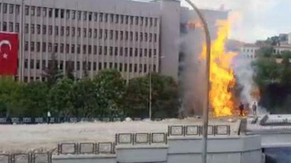 Ankara Adliyesi Patlama