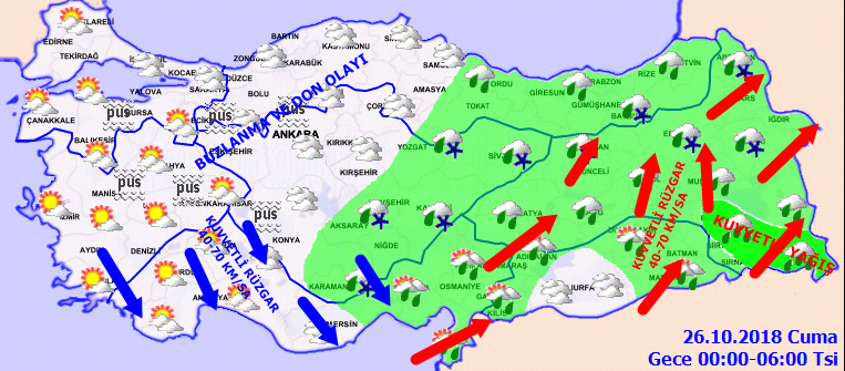 kar harita