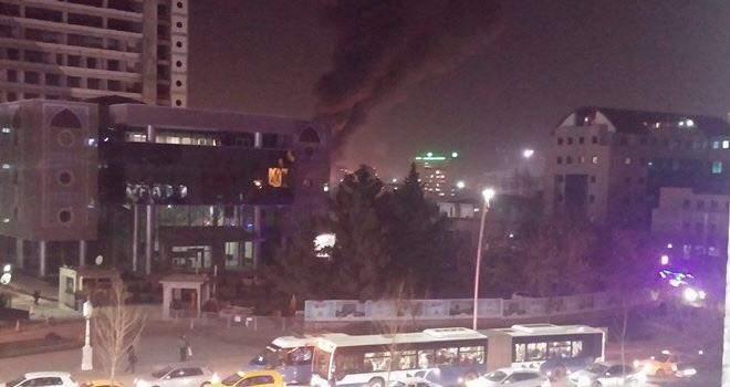 Ankara Kızılay'daki patlamanın fotoğrafları