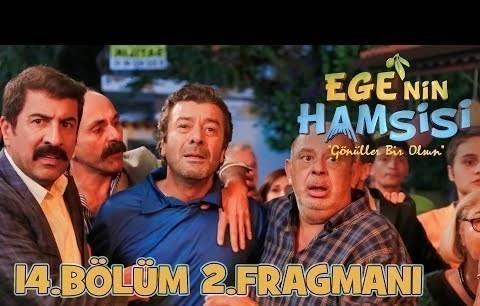 Ege'nin Hamsisi - 14.Bölüm 2.Fragmanı