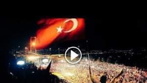 Filistinli sanatçıdan Türkiye'ye destek klibi