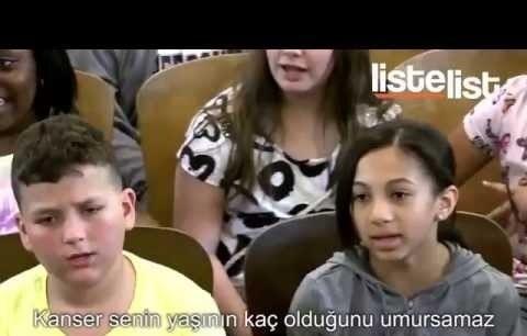 Öğrencilerden Meme Kanseri Olan Öğretmene Büyük Süpriz