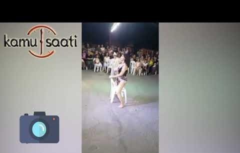 Sünnet Düğünününe Dansöz Getiren Amca, Dansözün Twerk Dansı Sonrasında Gözaltına Alındı