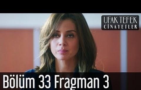 Ufak Tefek Cinayetler 33. Bölüm 3. Fragman