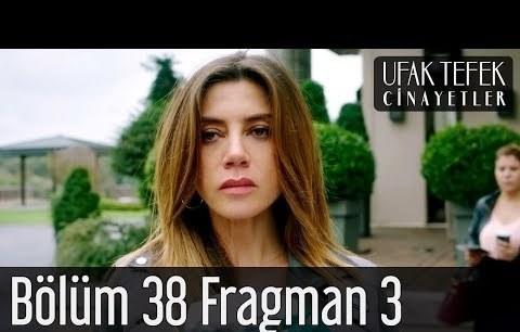 Ufak Tefek Cinayetler 38. Bölüm 3. Fragman